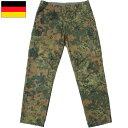 ドイツ軍 フレクターカモパンツ USED ミリタリー 迷彩 カーゴパンツ