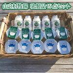 乳製品15点セット