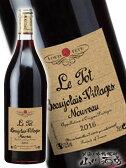 【フランス 赤ワイン】2016 ボージョレ・ヴィラージュ・ヌーヴォー (ルイテット社)750ml【母の日】