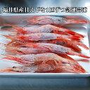 父の日 福井県産 冷凍ふくい甘えび400g 冷凍ガサエビ400gセット 刺身 天ぷらなどに最適