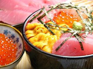 伊勢志摩海鮮丼セット