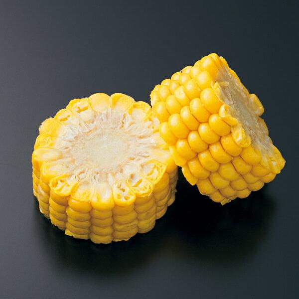 北海道産カットコーン(2.5cmカット)320g(8個)[冷凍食品 ニッスイ 簡単 味付け お弁当 とうもろこし トウモロコシ おかず お手軽 野菜 やさい ヤサイ おやつ]