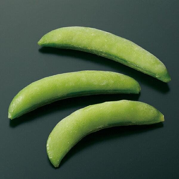 スナップえんどう(自然解凍) 500g[冷凍食品 ニッスイ 簡単 味付け 電子レンジ 野菜 お弁当 自然解凍]