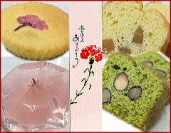 【もれなくプレゼント付】老舗の贅沢焼き菓子と桜ゼリー母の日限定セット
