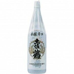 【5,000円以上送料無料】【ケース品】土佐鶴 本醸造 辛口 1800ml 6本入り