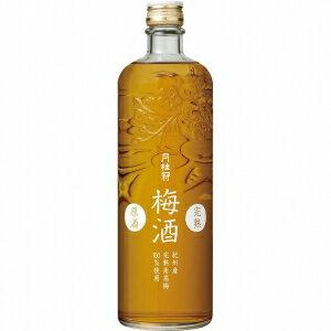 【5,000円以上送料無料】月桂冠 完熟梅酒原酒 720ml 19度