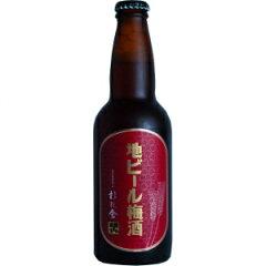 【送料別途ご案内】杉能舎 地ビール梅酒 330ML 5度