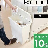 kcudクードワイドペダルペール[全4色]39L(45Lゴミ袋対応)I'MDIMDアイムディー岩谷マテリアルイワタニゴミ箱くずかごダストボックスキッチン台所分別おしゃれ着後レビューでSOILソイルコースターがもらえる!