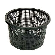 タカショー ウォーターガーデン 「池用植物カゴ (丸中)」 10個セット 水草の植え付けに♪