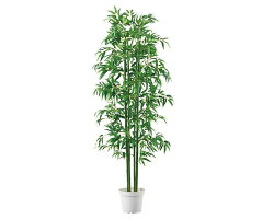 人工観葉植物、人工樹木「バンブー(竹)立ち木(H180cm)1台」