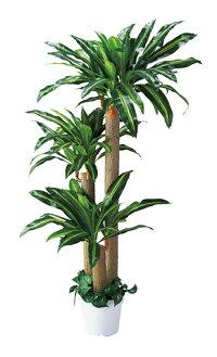 存在感のある人工樹木を、お手頃価格でご提供「人工樹木幸福の木(H180cm)1台立ち木人工観葉植物」おしゃれでかわいいデザインの人工観葉植物