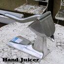 【送料無料】タイの屋台のフレッシュジュース絞り器フルーツプレス(大サイズ)