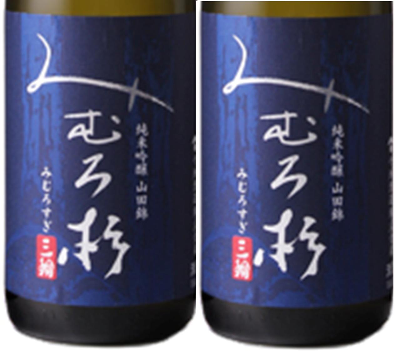 日本酒, 純米吟醸酒  720ml dancyu
