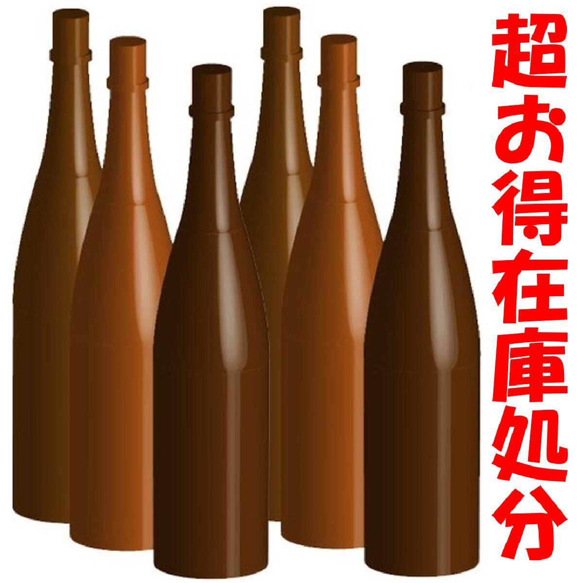 焼酎, 飲み比べセット  720ml 6