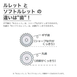 ルレットClover(クロバー)N-ソフトルレット