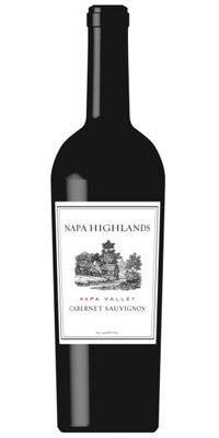 ナパ ハイランズ カベルネ ソーヴィニヨン ナパ・ヴァレー [2016] (正規品) Napa Highlands [赤ワイン][アメリカ][カリフォルニア][ナパヴァレー][750ml]