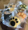 焼き菓子 猫 イロイロスイーツ10個セット クッキー マドレーヌ 猫谷中堂 詰め合わせ 母の日ギフト