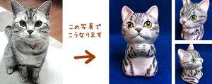 写真から作るマイ招き猫お願い(小)