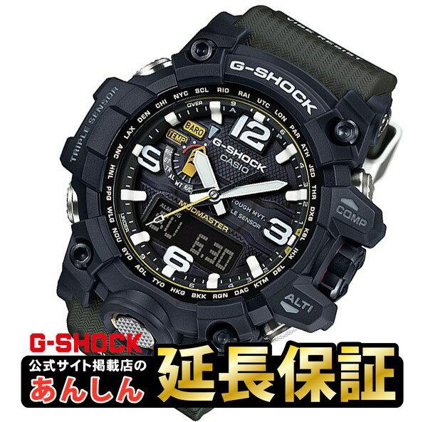 腕時計, メンズ腕時計  G GWG-1000-1A3JF G CASIO G-SHOCK MUDMASTER