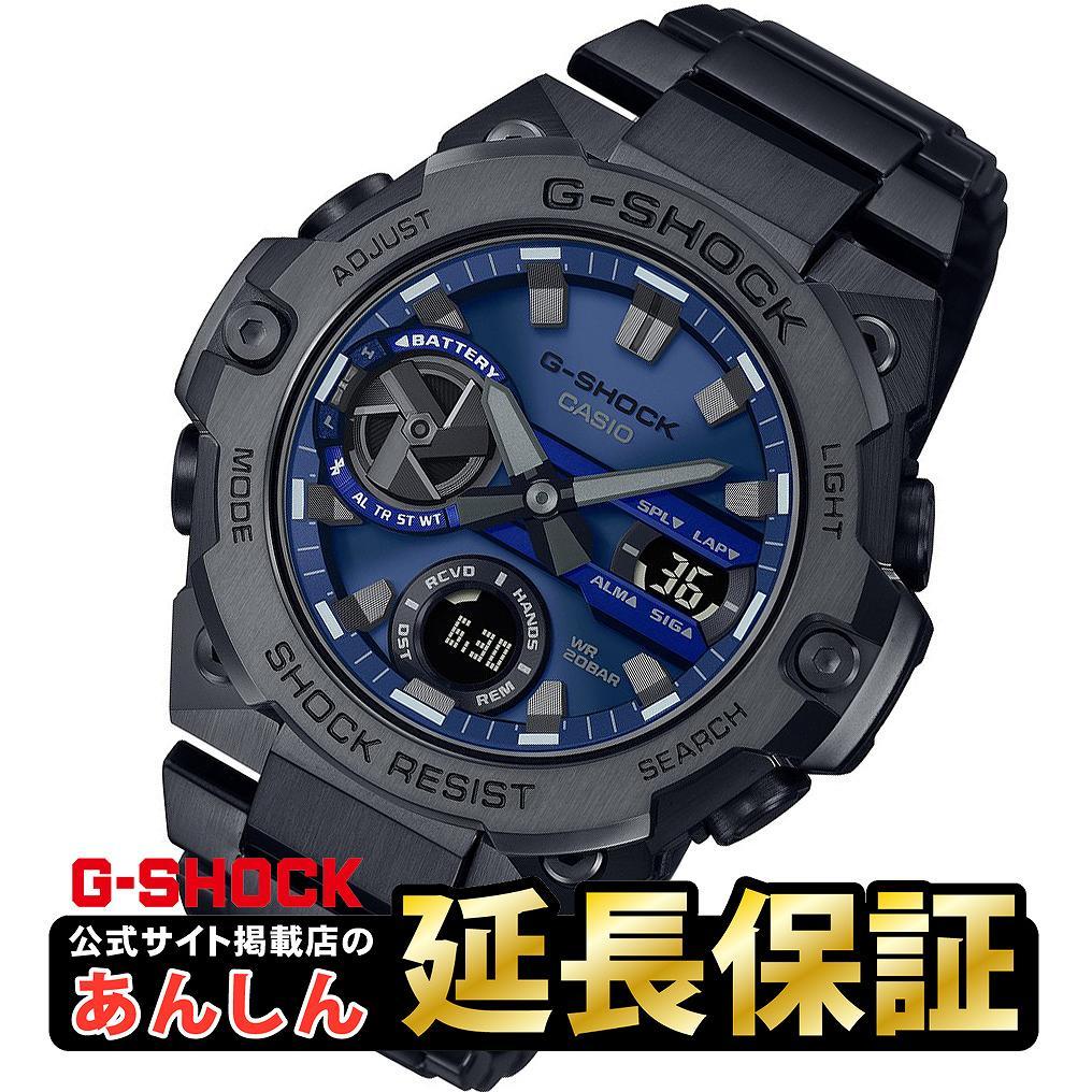 腕時計, メンズ腕時計  G GST-B400BD-1A2JF G-STEEL Bluetooth(R) CASIO G-SHOCK 052110spl