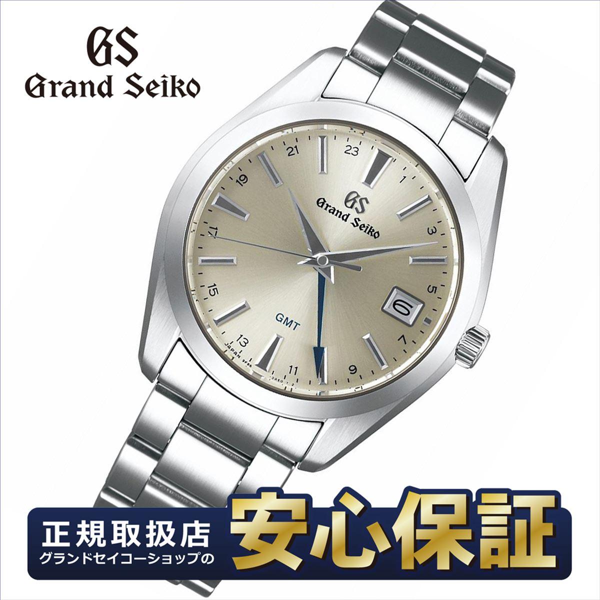 腕時計, メンズ腕時計 2,000OFF53.5232030SEIKO SBGN011 GMT 9F GRAND SEIKO 022010spl