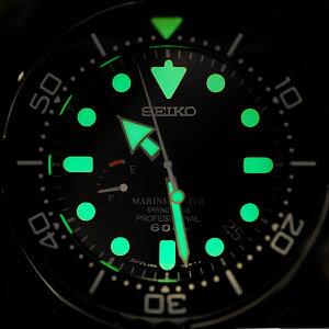 セイコープロスペックスSEIKOPROSPEXマリーンマスタープロフェッショナル腕時計メンズダイバーズウォッチスプリングドライブSBDB009【2014新作】【正規品】【楽ギフ_包装】【RCP】_3spl