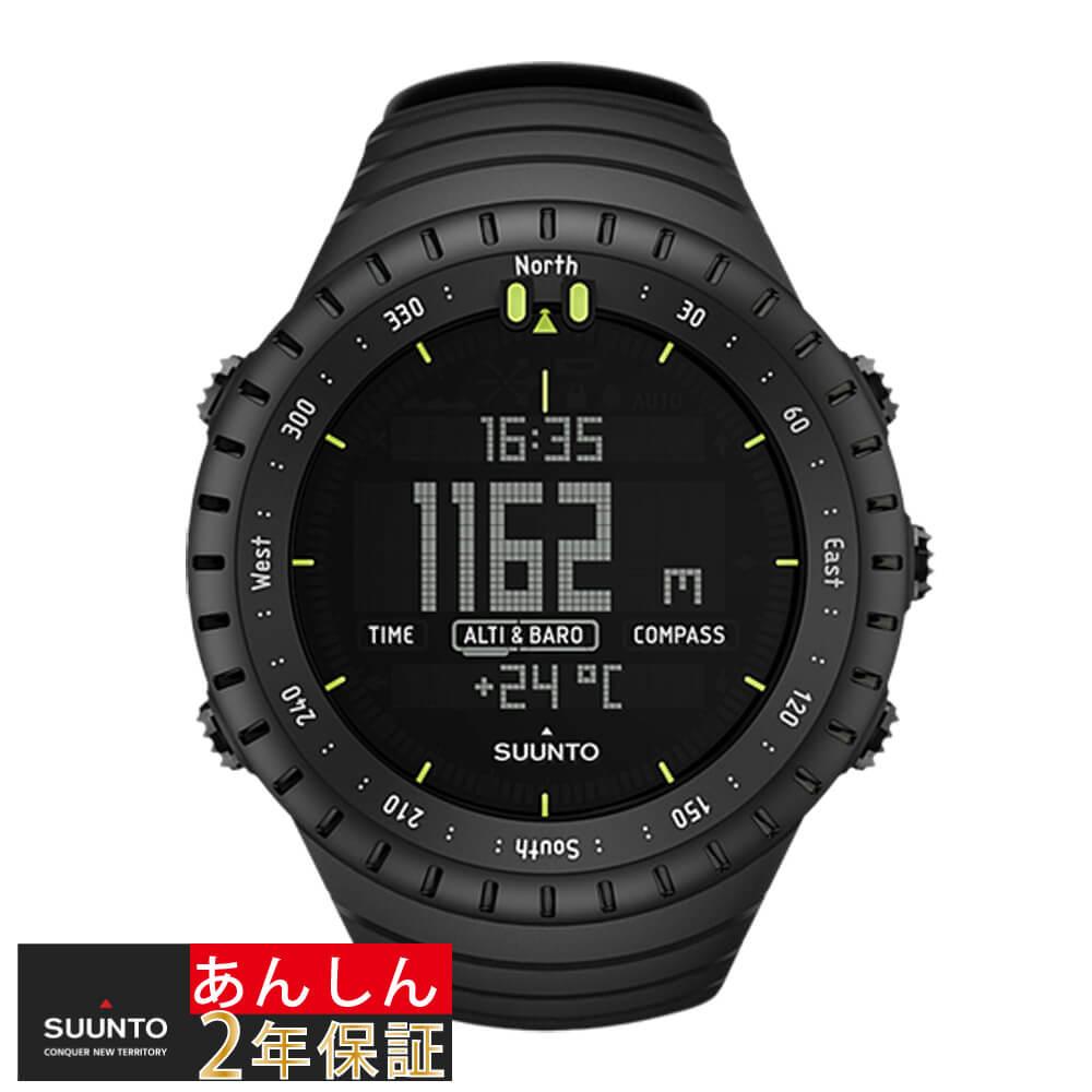 腕時計, メンズ腕時計 2 SUUNTO CORE Classic All Black SS014279010