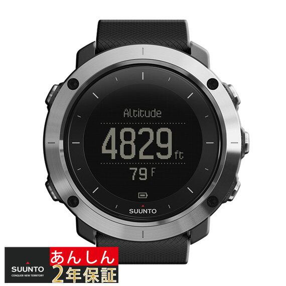 腕時計, メンズ腕時計 2 SUUNTO TRAVERSE BLACK GPS SS021843000