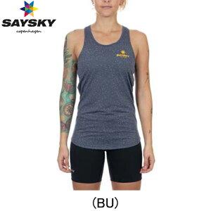 8b5976a698a90 セイスカイ SAYSKY WMNS UNIVERSE SINGLET ユニバース シングレット ランニングシャツ ウィメンズ レディース 女性  陸上・ランニング用品 ノースリーブ .