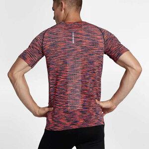 ナイキnikeドライニットランニングシャツ半袖メンズ/男性【833563a】陸上・ランニング用品