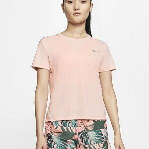 【ヤノスポ スーパーセール 50%off】 ナイキ nike Dri-FIT マイラー ランニングTシャツ 半袖 レディース 女性【aj8122-664】陸上・ランニング用品