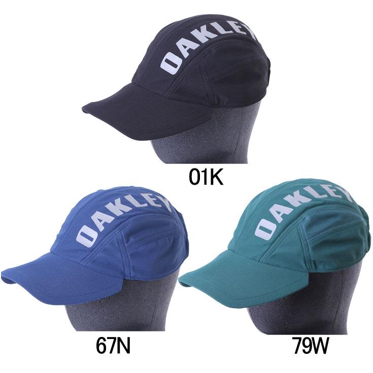 オークリー TRAIN PERFORATED BRIM CAP