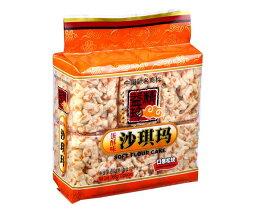 精益珍蛋酥味沙其瑪 中華菓子 甘口 卵味 サチマ 368g×6点