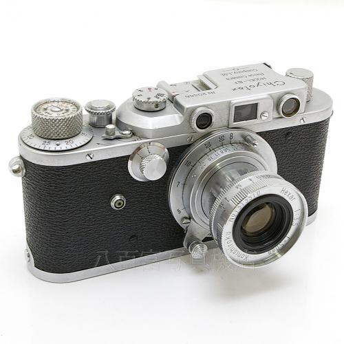フィルムカメラ, ビンテージ・クラシカルカメラ  IIIF Hexar 50mm F3.5 Chiyotax K2527