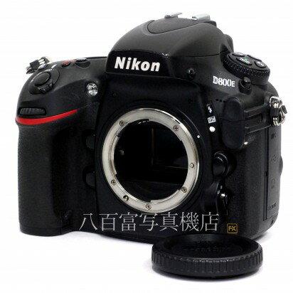 デジタルカメラ, デジタル一眼レフカメラ  D800E Nikon 30620