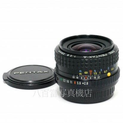 カメラ・ビデオカメラ・光学機器, カメラ用交換レンズ  SMC A 28mm F2.8 PENTAX 22007