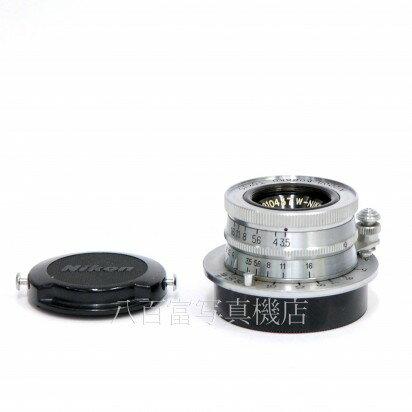 カメラ・ビデオカメラ・光学機器, カメラ用交換レンズ  W-NikkorC 3.5cm F3.5 L Nikon 31671
