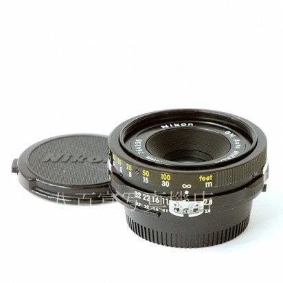 カメラ・ビデオカメラ・光学機器, カメラ用交換レンズ  Ai GN Auto Nikkor (C) 45mm F2.8 Nikon 38204