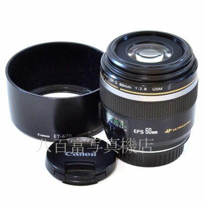 カメラ・ビデオカメラ・光学機器, カメラ用交換レンズ  EF-S 60mm F2.8 MACRO USM Canon 41653