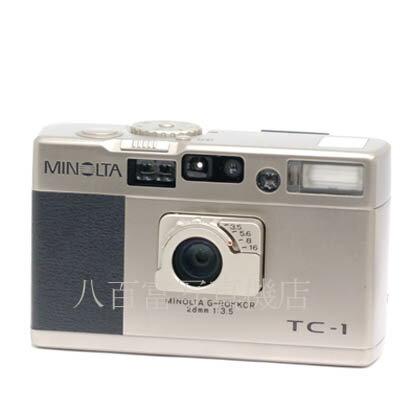 フィルムカメラ, コンパクトフィルムカメラ  TC-1 MINOLTA 42804