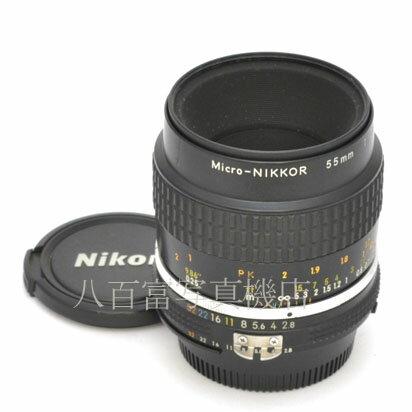 カメラ・ビデオカメラ・光学機器, カメラ用交換レンズ 111!! 202,000OFF Ai Micro Nikkor 55mm F2.8S Nikon 44710