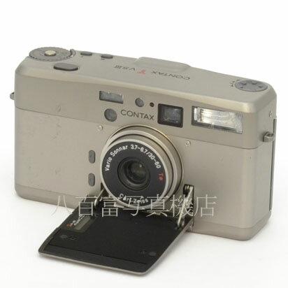 フィルムカメラ, コンパクトフィルムカメラ  TVS III CONTAX 44799