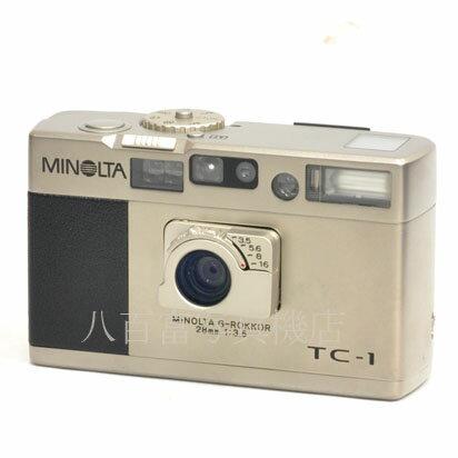 フィルムカメラ, コンパクトフィルムカメラ 1014 20:001021 01:59!!4,000OFF!! TC-1 MINOLTA 45440