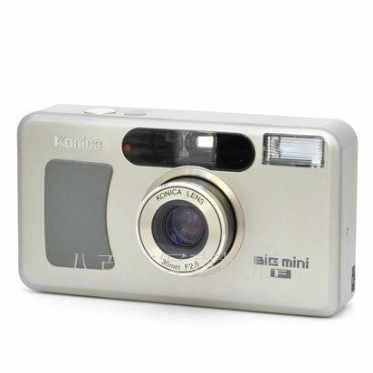 フィルムカメラ, コンパクトフィルムカメラ  F KONICA BiGmini F 47713
