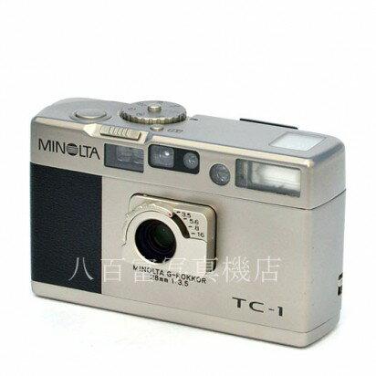 フィルムカメラ, コンパクトフィルムカメラ 1014 20:001021 01:59!!4,000OFF!! TC-1 MINOLTA 47035