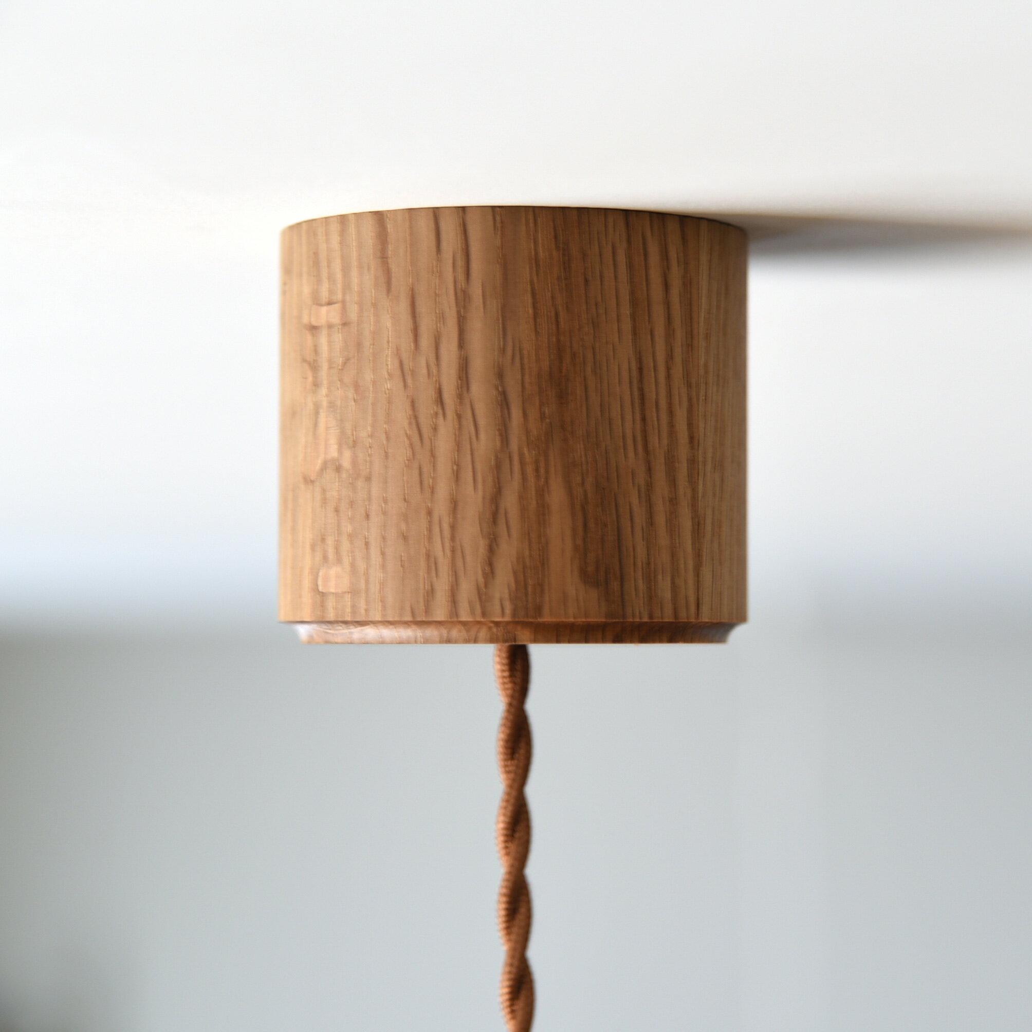 木製シーリングカバー