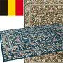ベルギー製ブラン織りカーペットハルの森(140×220)