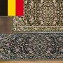 ベルギー製ブラン織りマットハルの森(60×90)