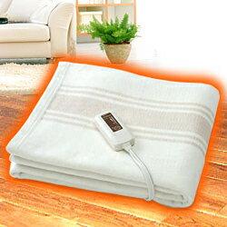 電磁波カット電気掛敷オーガニックコットン毛布
