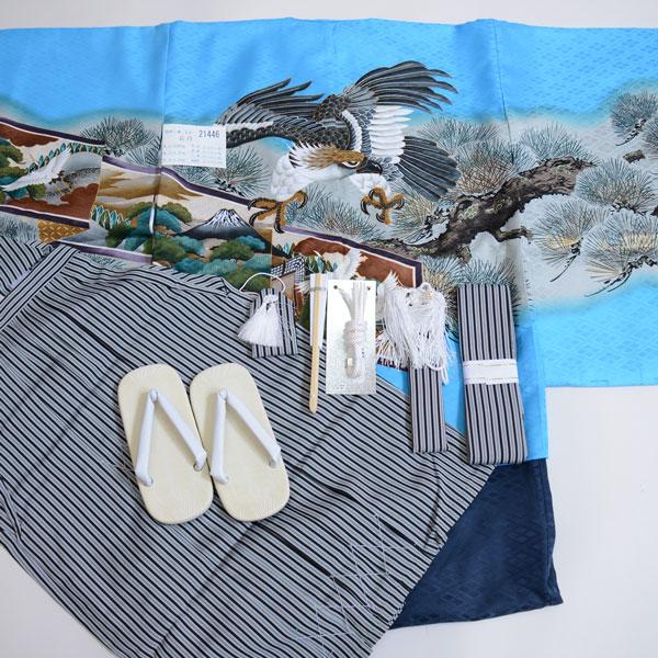 和服, 着物セット  5 5 (95-125cm ) l347311304